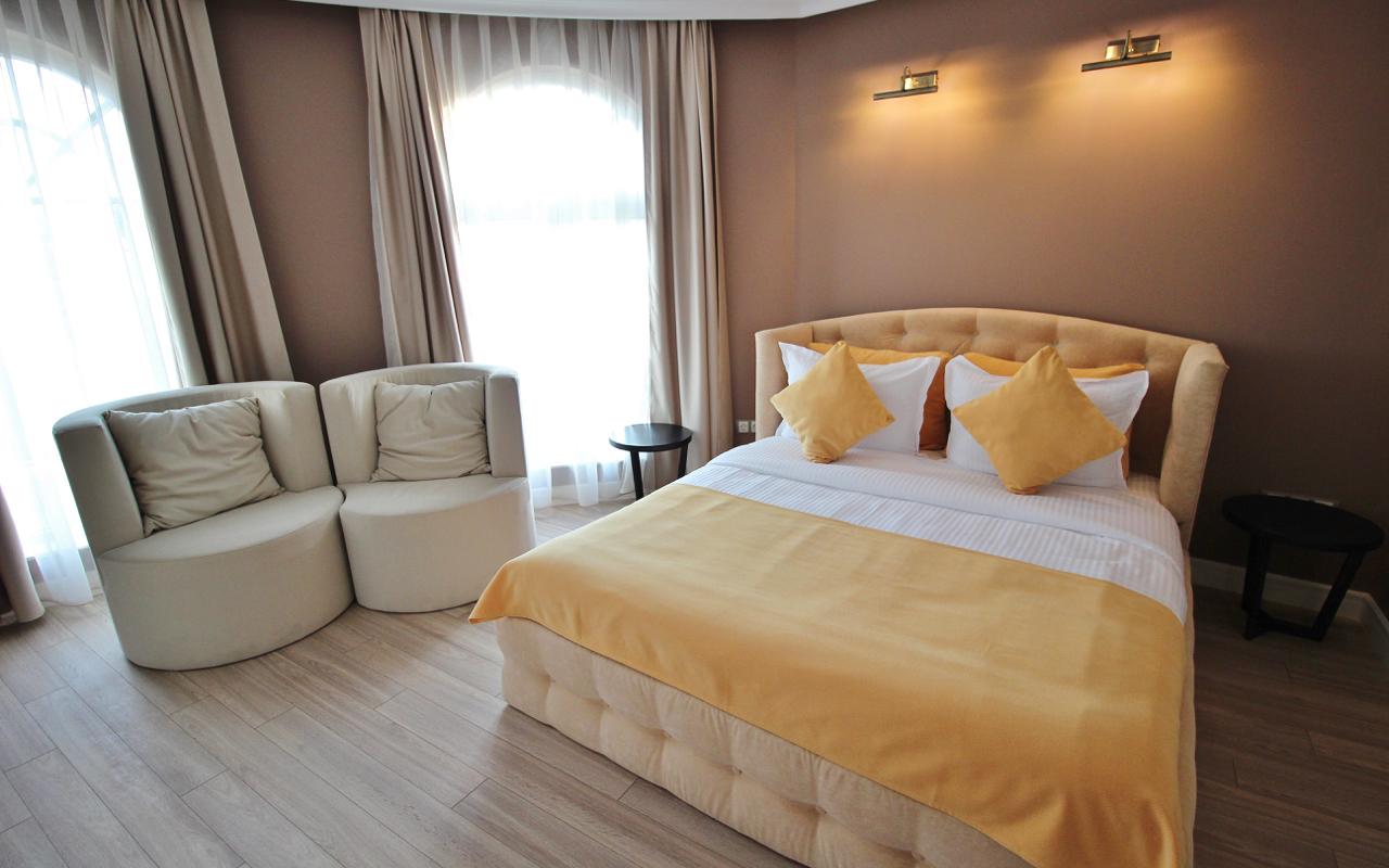 Luxury Room - Бутиков хотел Residence House Ruse